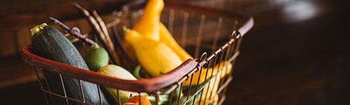 Achat légumes bio